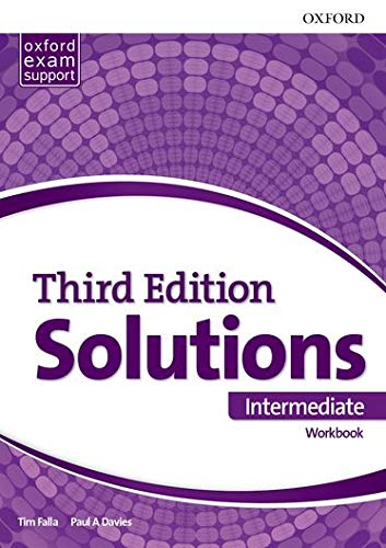 Solutions Intermediate Wb - 3Rd Ed: Leading the way to success