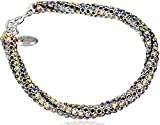 Cristaux Swarovski Superbe bracelet Unique Aurora Cristallis