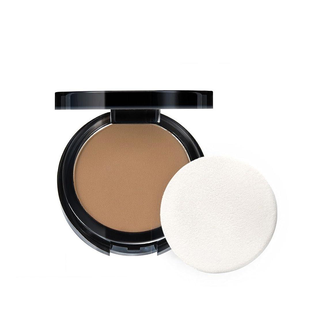 無声で光のあいまいな(3 Pack) ABSOLUTE HD Flawless Powder Foundation - Honey Beige (並行輸入品)