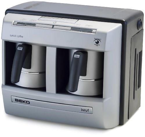 Beko Keyf BKK 2113 Mokkamaschine / 1 bis 4 Tassen Mokka