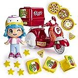 Pinypon - Livreur de Pizza, avec 1 Figurine pour Garçons et Filles de 4 à 8 ans (Famosa 700014911)