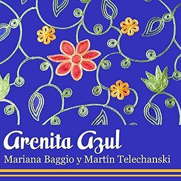 Arenita Azul