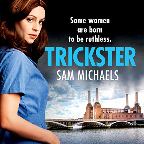 Trickster audiobook cover art