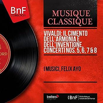 Vivaldi: Il cimento dell'armonia e dell'inventione, Concerti Nos. 5, 6, 7 & 8 (Mono Version)