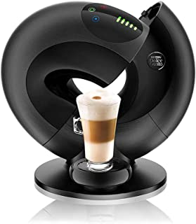 Red tide Automatic Nestle Smart Touch Screen/Home Capsule Coffee Machine, Smart Smart Technology + 15Bar Strong High Pressure Extraction + 1000Ml Commercial Espresso Machine,Black