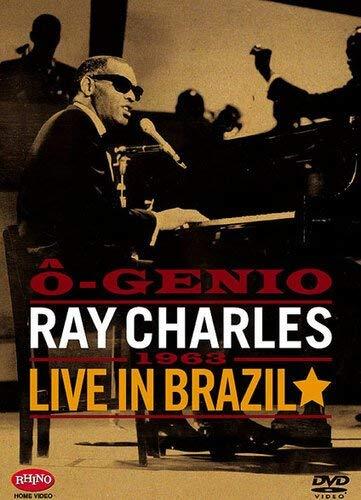 Alfred de 17 wea970389 Ray Charles-Genio Live in Brazil – Music Book