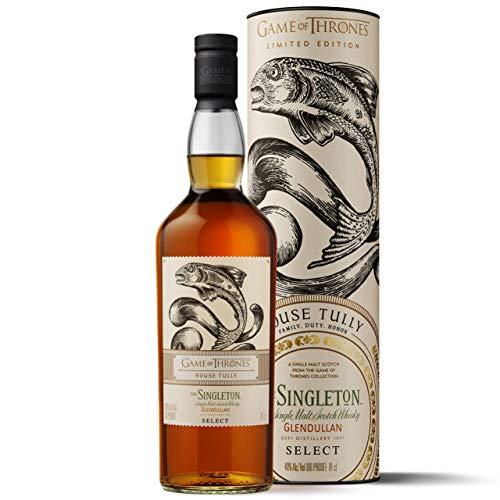Singleton Glendullan - Whisky escocés puro de malta - Edición limitada Juego de Tronos:...