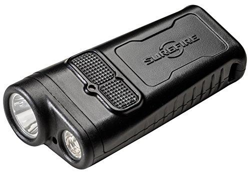 Surefire DBR Guardian Dual Beam wiederaufladbare Taschenlampe mit Maxvision & IntelliBeam Technologie