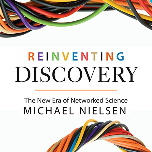 Reinventing Discovery audiobook cover art