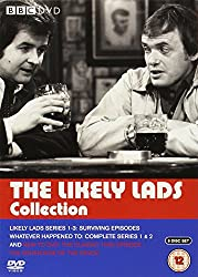 Likely Lads on DVD