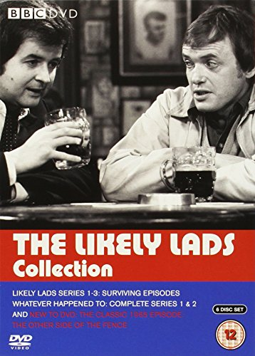 The Likely Lads Collection (6 Di...