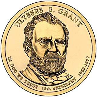ulysses s grant 1 dollar coin