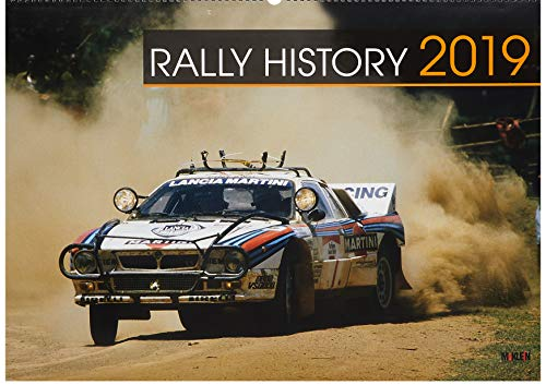Rally History 2019: Group B / Gruppe B Special - McKlein