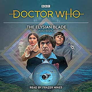 Doctor Who: The Elysian Blade     2nd Doctor Audio Original              De :                                                                                                                                 David Bishop                               Lu par :                                                                                                                                 Frazer Hines                      Durée : 1 h et 8 min     Pas de notations     Global 0,0