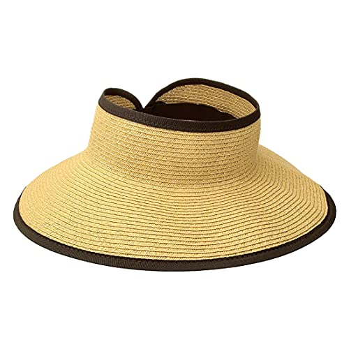 San Diego Hat Company Women's Ultrabraid Visor