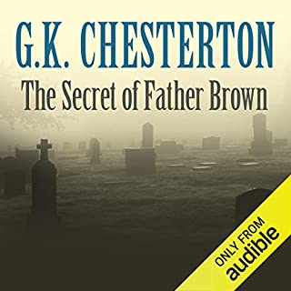 The Secret of Father Brown cover art