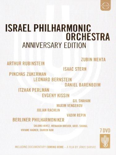 Israel Philharmonic Orchestra - 75. Jubiläum [7 DVDs]