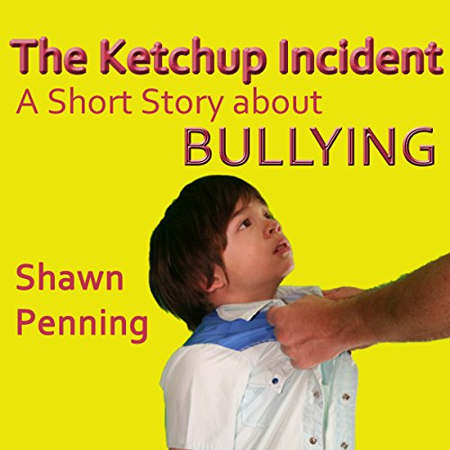 The Ketchup Incident audiobook cover art