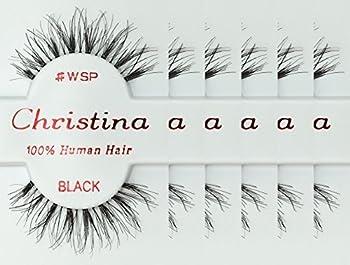 Christina Eyelashes WSP -  6 Pack