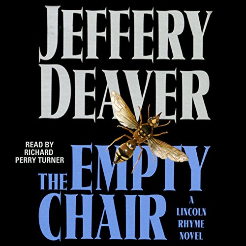 The Empty Chair audiobook cover art