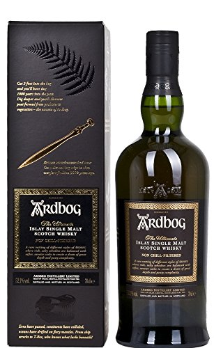 Ardbeg Ardbog Limited Edition mit Geschenkverpackung  Whisky (1 x 0.7 l)
