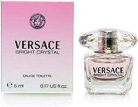 عطر زنانه ورساچه مدل Versace Bright Crystal حجم 5 میلی لیتری