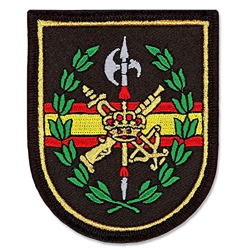 Parche Legion Española Bordado Ejército de Tierra ejercito Español Velcro gran Adherencia Militar Fuerzas Armadas