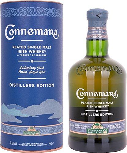 Connemara Irish Peated Malt Distillers Edition 43% Vol., Whisky Irlandais