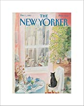 Pearl Shine The New Yorker Cover Magazine Poster Gifts for Lovers Poster Poster Home Art Wall Posters [No Framed]