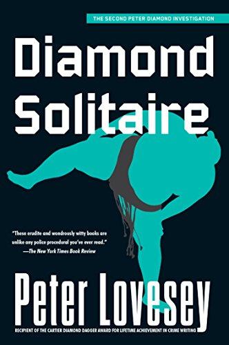 Diamond Solitaire (Peter Diamond Book 2)