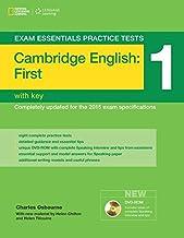 Exam essentials practice tests: fist FCE. With key. Per le Scuole superiori: ESSENTIAL TEST 1 +KEY+DVDR FIRST VOLUMEN 1 15