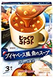 ポッカサッポロ じっくりコトコトブイヤベース風魚のスープ箱 3個