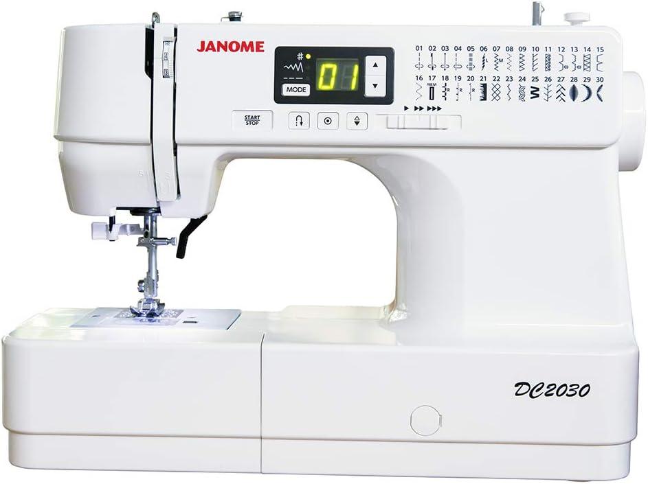 Janome DC2030 Computerized Sewing Machine