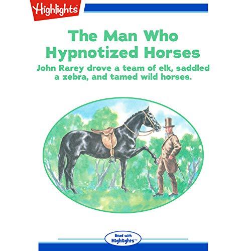 The Man Who Hypnotized Horses copertina