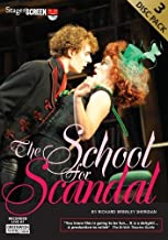 School For Scandal, The by Beatrice Curnew Joanna Christie