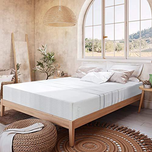 BedStory Matelas Mémoire de Forme 140x190, Latex...