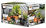 Gardena urlaubsbewässerung PVC 23,3 cm PVC orange/grau 8-teilig