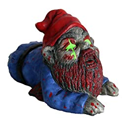 funny gnome garden ornament