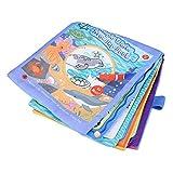 Biitfuu Baby Wiederverwendbare Wasser Zeichnung Malerei Tuch Buch Magie Wasser Zeichenbuch mit Stift Lernen Spielen Spielzeug Kinder Geschenke -