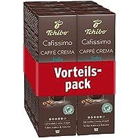 Tchibo Cafissimo Países variedades Caffè Crema India, 80Cápsulas de Café en paquete grande