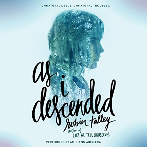 As I Descended audiobook cover art