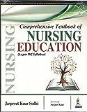 Comprehensive Textbook Of Nursing Education (As Per Inc Syllabus)