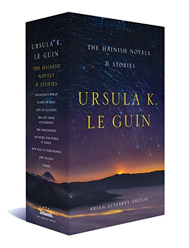 Ursula K. Le Guin: The Hainish Novels and Stories: A Library of America Boxed Set