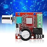 Stable Pure Sound PAM8610 2200uF Amplificador de volumen Módulo de potenciómetro DC 8V-12V Placa de amplificador de amplificador de audio digital 10-15W Mini universal para mini altavoces