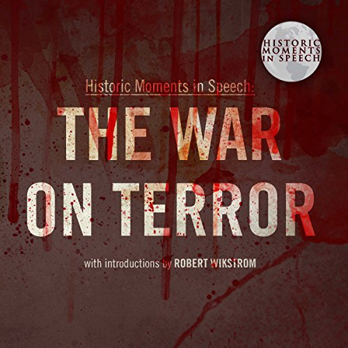 The War on Terror audiobook cover art