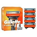 Gillette Fusion5 Hojas de Recambio para Máquina de Afeitar para Hombre,...