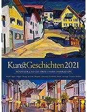 KunstGeschichten Kalender 2021