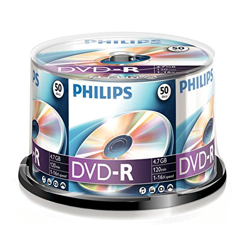 Philips -   DVD-R Rohlinge (4.7