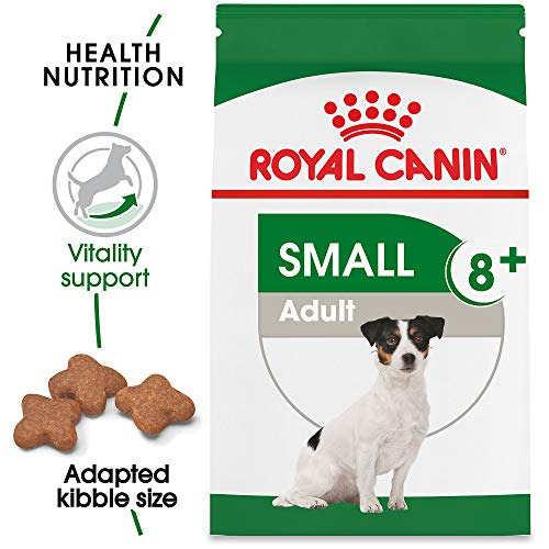 Royal Canin Small Adult 8+ Dry Dog Food for Older...