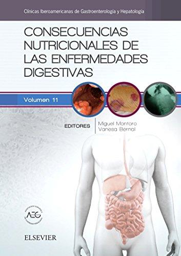 Consecuencias nutricionales de las enfermedades digestivas: